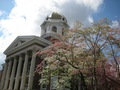 1902 bartow county courthouse spring   photocred cartersville bartow cvb photos