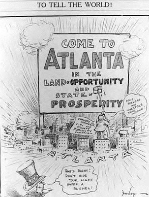 1924 forward atlanta campaign