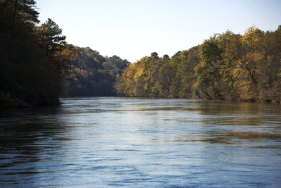 Chattahoochee river in sandy springs  photo cred city of sandy springs